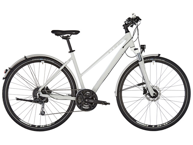 Cube Nature Pro Allroad Trapez Grey'n'White
